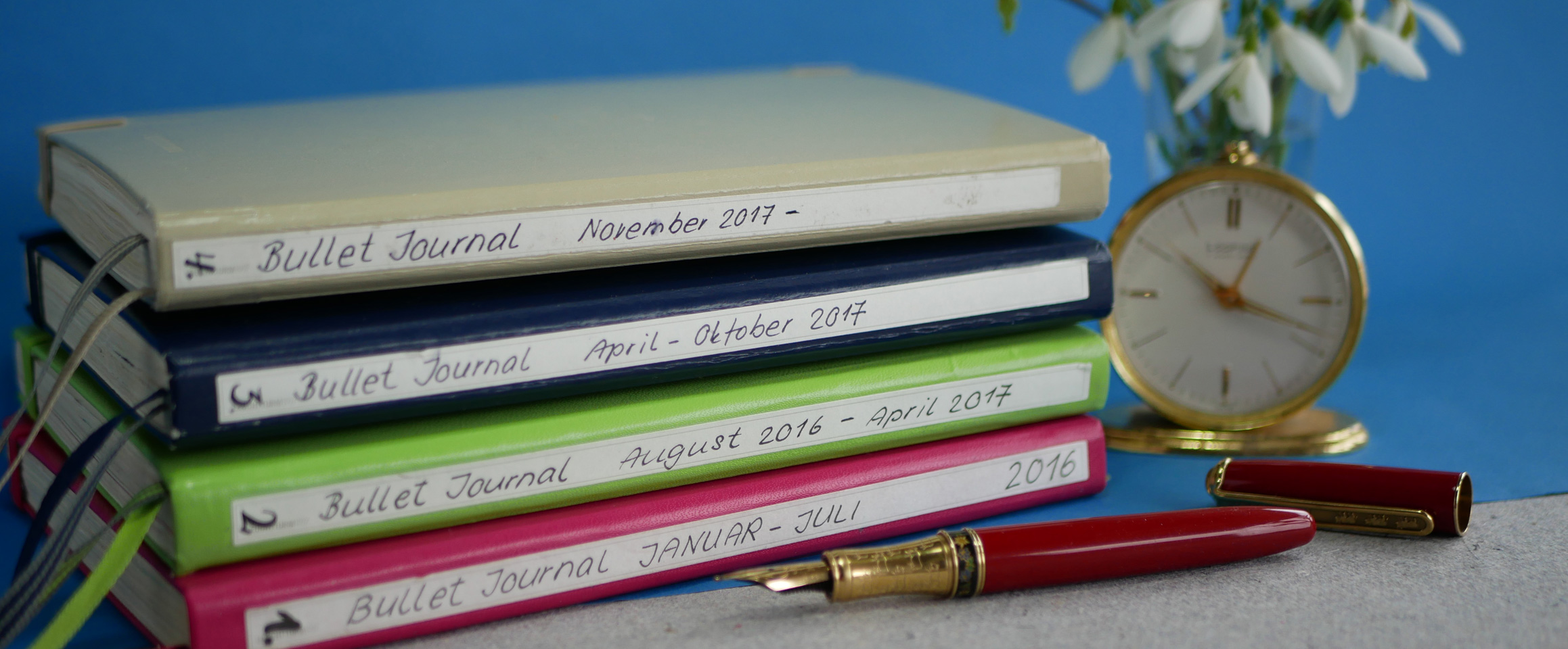 Bullet Journal Inspiration Ideen Tipps